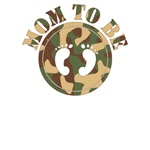 Mom to Be (Camo) T-Shirts