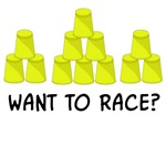 Want To Race? T-Shirts