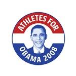 Athletes for Obama