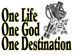 one life one god one destination 1