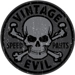 Vintage Evil 007B