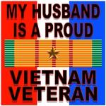 Vietnam Veteran Husband