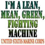 Lean, Green, Mean<br />Fighting Marine