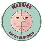 Caffeine Warning
