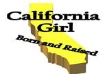 California Girl, Born & Raised