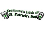Everyone is Irish on St. Patrick's Day
