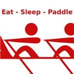 Eat - Sleep - Paddle