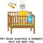 My Dad Wanted a Robot