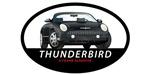 2002-2005 Ford Thunderbird Black
