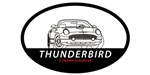 2002-2005 Ford Thunderbird Outline