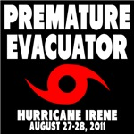 Irene - Premature Evacuator