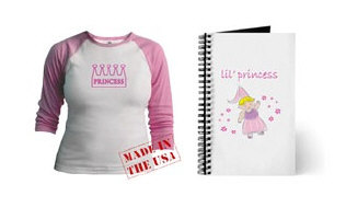 Princess Apparel & Gifts