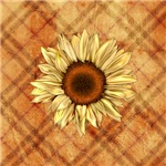 Primitive Sunflower