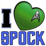 I Love Mr. Spock