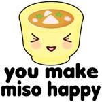 You Make Miso Happy