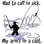 Fishing Sick