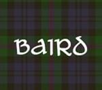 Baird Tartan