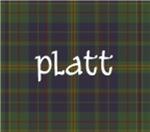 Platt Tartan