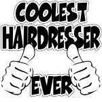 Coolest Hairdresser Ever