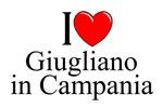 I Love (Heart) Giugliano in Campania, Italy