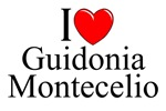I Love (Heart) Guidonia Montecelio, Italy