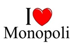 I Love (Heart) Monopoli, Italy