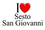 I Love (Heart) Sesto San Giovanni, Itlay