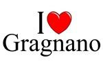 I Love (Heart) Gragnano, Italy