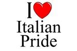 I Love (Heart) Italian Pride