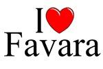 I Love (Heart) Favara, Italy