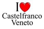 I Love (Heart) Castelfranco Veneto, Italy