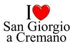 I Love (Heart) San Giorgio a Cremano, Italy