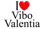 I Love (Heart) Vibo Valentia, Italy