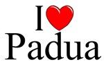 I Love (Heart) Padua, Italy