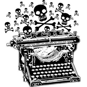 Poison Typewriter