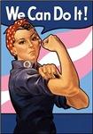 Vintage Rosie Transgender Pride