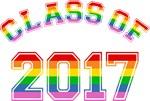 Class Of 2017 Rainbow