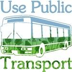 Use Public Transport T-shirts