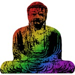 Rainbow Buddha T-shirts & Gifts