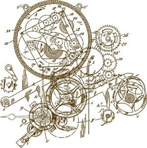 Clockwork Collage