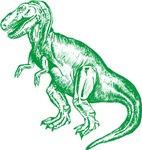 T-Rex Dionosaur