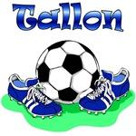 Tallon Soccer (Blue)