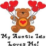 My Auntie Ida Loves Me!