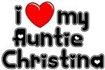 I Heart my Auntie Christina