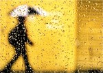 Umbrella Series: Yellow