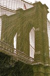 Brooklyn Bridge:Flag