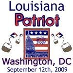 Louisiana  to Washington DC