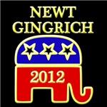 newt gingrich 2012