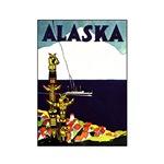 Vintage Alaska Ad