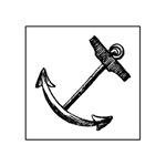 Vintage Sailor Anchor